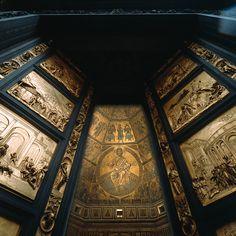 The Gate of Paradise, St. John Baptistry (Florence) La Porta del Paradiso, Battistero di San Giovanni (Firenze) #ArtMobile