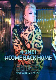 CL 2NE1 Come Back Home