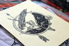 Sketchbook: Night visions