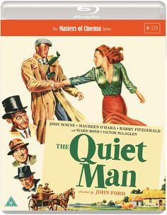The Quiet Man - Blu-Ray (Masters of Cinema Region B) Release Date: November 23, 2015 (Amazon U.K.)