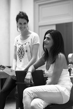 Leyla Piedayesh ist eine deutsch-iranische Modedesignerin. Sie kam mit neun Jahren  nach Deutschland und studierte Betriebswirtschaft. Sie arbeitete als freie Redakteurin  u.a. bei RTL, Pro7 und BMG und war an der Entwicklung von Designerama für MTV  beteiligt. Sie gründete ihr Label Lala Berlin und hat ihre eigene Boutique in Berlin-Mitte.