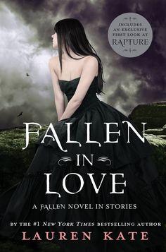 Fallen Novella <3 Lauren Kate, Love Lauren, Kate 8, Saga Fallen, Fallen Novel, Fallen Series, Fallen Book, Fallen Angels, Ya Books