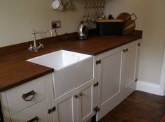 lovely worktop from reclaimed chemistry lab top