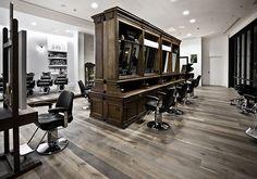 Ryan McElhinney Salon by Adee Phelan, Birmingham store design
