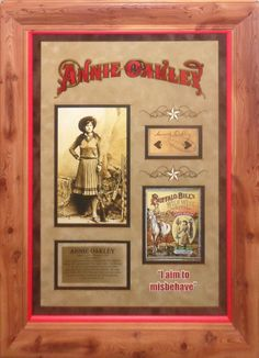 Antiquities LV - Annie Oakley Original Signature, $2,995.00…