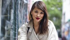 Rachel Khoo of Little Paris Kitchen one of my favorite shows on the cooking channel