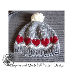 Crochet a Fair Isle hat!