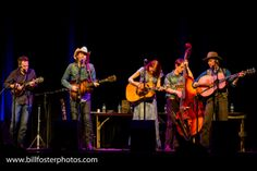 Dave Rawlings Machine runs hard with help from JOHN PAUL JONES, Willie Watson, Paul Kowert and Gillian Welch - Knoxville, Tennessee - November 2013