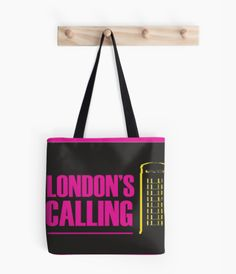 Everyday Bag, possibly for shopping? http://www.redbubble.com/people/effychitshirts