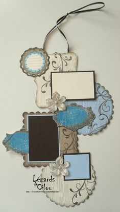 SU Everything Eleanor - Photo gift idea Home Design Diy, Collage Frames, Collages, Paper Crafts, Diy Crafts, Card Making Inspiration, Home And Deco, Card Tags, Scrapbooking Layouts