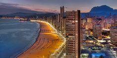 "Keykn Quality Culture, Turismo Naranja y Responsable: EL SKYLINE DE ""BENIYORK"""