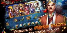 Are you ready to fight along Martial Heroes [Android Game Review]App Review Central