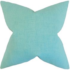 The Pillow Collection Haloke Solid Throw Pillow | AllModern