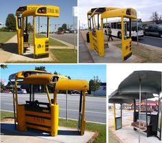 [버스 정류장] 특이한 버스 정류장 여행 : 네이버 블로그