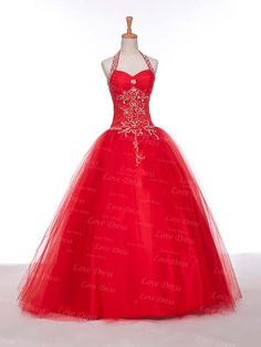 I Dream of RED Dresses! by Rebecca Carroll on Etsy