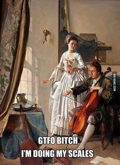 Have to love Classical Music humor