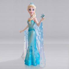 Disney Showcase Frozen Elsa Couture De Force Figurine Disney Collectibles