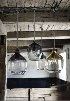 Glaslampen   Sweet Home