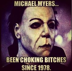 Watch Out For Michael Myers ; Horror Icons, Horror Films, Horror Art, Horror Room, Halloween Movies, Halloween Horror, Scary Movies, Halloween Queen, Halloween 2017