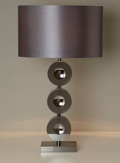 Marlin large table lamp - BHS