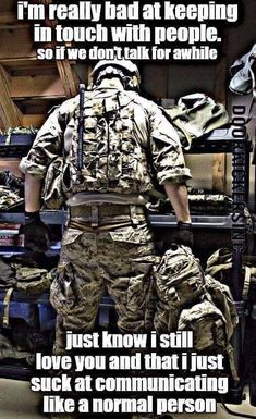 Military quotes, military humor, military life, ptsd military, badass q Soldier Quotes, Army Quotes, Military Quotes, Military Humor, Military Life, Ptsd Military, Army Humor, Motivational Quotes, Funny Quotes
