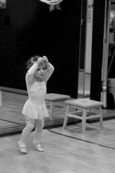 """""""Kids: they dance before they learn there is anything that isn't music.""""   -William Stafford #whydancematters"""