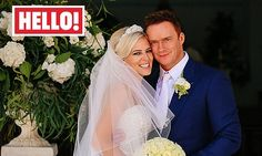 Russell Watson ties the knot to Louise Harris in lavish wedding