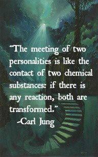 - Carl Jung