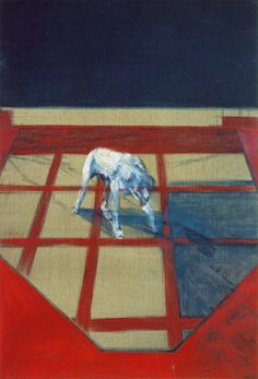 'Dog' by Francis Bacon