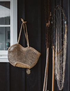This rustic getaway at Great Mackerel Beach on Sydney's Northern Beaches harks back to a simpler time – and is accessible only by ferry! Surf Shack, Beach Shack, Bonnie And Neil, Swallows And Amazons, Wooly Jumper, Off Grid House, Homemade Furniture, Farm Stay, Beach Bungalows