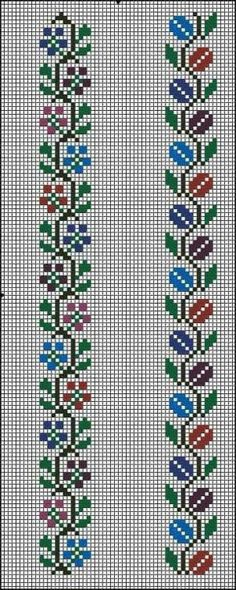 This Pin was discovered by Alt Cross Stitch Patterns Free Easy, 123 Cross Stitch, Cross Stitch Bookmarks, Cross Stitch Borders, Cross Stitch Alphabet, Cross Stitch Flowers, Cross Stitch Charts, Cross Stitch Designs, Cross Stitching
