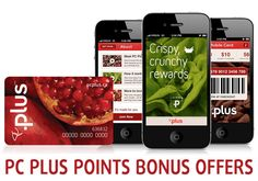 PC Plus: Check Your Account For New Bonus Offers http://www.lavahotdeals.com/ca/cheap/pc-check-account-bonus-offers/122988