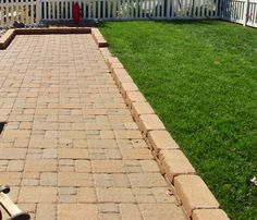 St. Vrain Block's Quarry Stone can be used as a elegant edging option for any area.  We are located in Dacono, Colorado and can be reached at 303-833-4144.