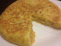 Lorenilla cocinilla: Tortilla de Patata o Tortilla Española