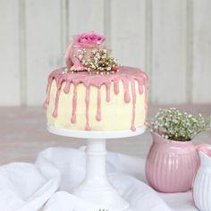 Emma's Lieblingsstücke - Seite 13 von 29 - cake / food / DIY and Ombre Cake, Eat Smart, Strawberry Cheesecake, Drip Cakes, Food Cakes, Diy Food, Cake Cookies, Vanilla Cake, Cake Recipes