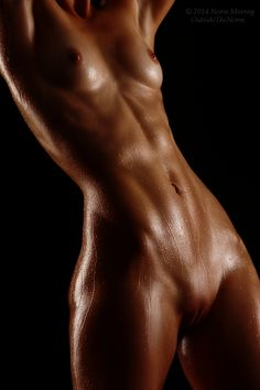 by Norm Murray [female torso]
