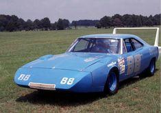 Buddy Baker's 1969 Dodge Charger Daytona