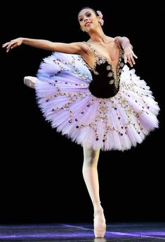 Large enough draw attention on their own, dark purple crystals add wealth to a platter tutu.