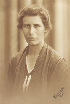Inge Lehmann: http://blogs.scientificamerican.com/rosetta-stones/inge-lehmann-8220-a-small-solid-core-in-the-innermost-part-of-the-earth-8221/