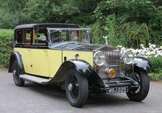 1931 Rolls-Royce Phantom-II Sedanca-de-Ville by Barker