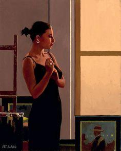 Jack Vettriano, 1951 | Love Story | Tutt'Art@ | Pittura • Scultura • Poesia • Musica