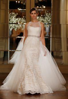 Legends By Romona Kaveza Spring 2015 Wedding Dresses - The Knot Blog