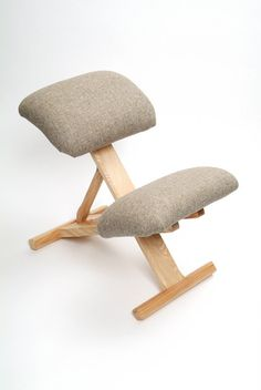 UK based family business specialised in the making of wooden ergonomic kneeling chairs