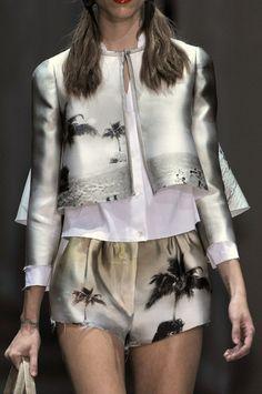 Prada Spring 2010 Ready-to-Wear by Miuccia Prada