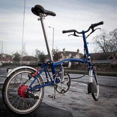 Kinetics – Recumbents, Folding Bikes, Custom Bicycles | Rohloff Brompton