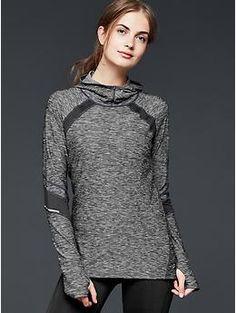 Lightweight pullover hoodie