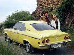 1970 opel cars