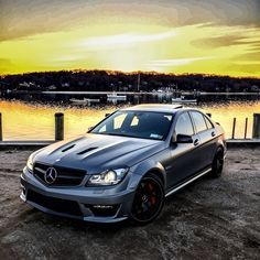 """Welcome our latest AMG Addict, @_lakeshow_, and his breathtaking C 63 AMG """"Edition 507""""! As he said himself, """"this is one of the most incredible machines to step foot outside of Affalterbach. [C 63..."""