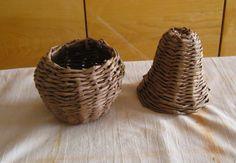 Postup na pletenie sliepky 7 - Tělo se skládá ze dvou částí