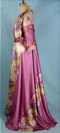 78edf4d652 c. 1909 Exquisite Floral Print LIBERTY